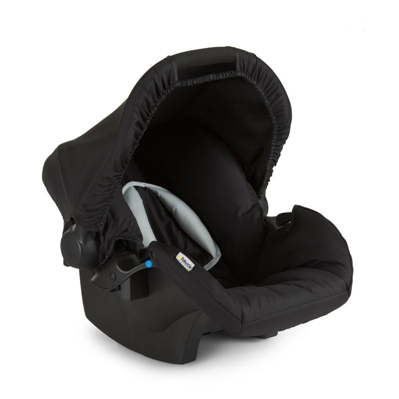 Scaun auto pentru bebe Hauck Zero Plus Black, maxim 13 kg imagine