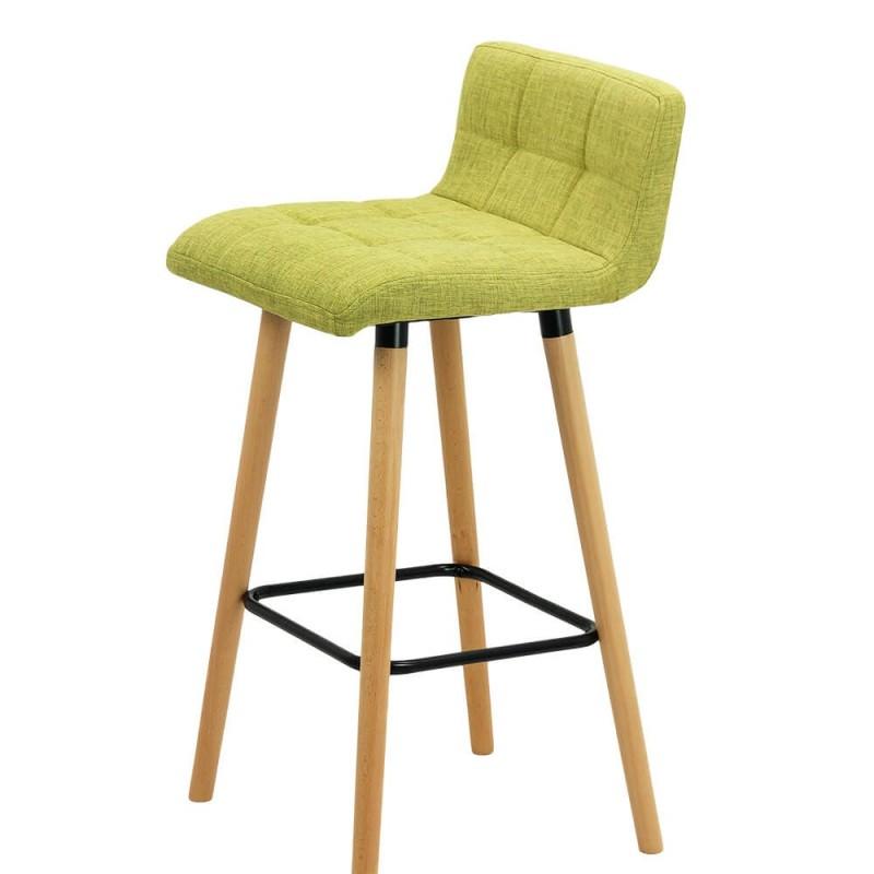 Scaun pentru bar, inaltime 93 cm, suporta maxim 100 kg, Verde 2021 shopu.ro
