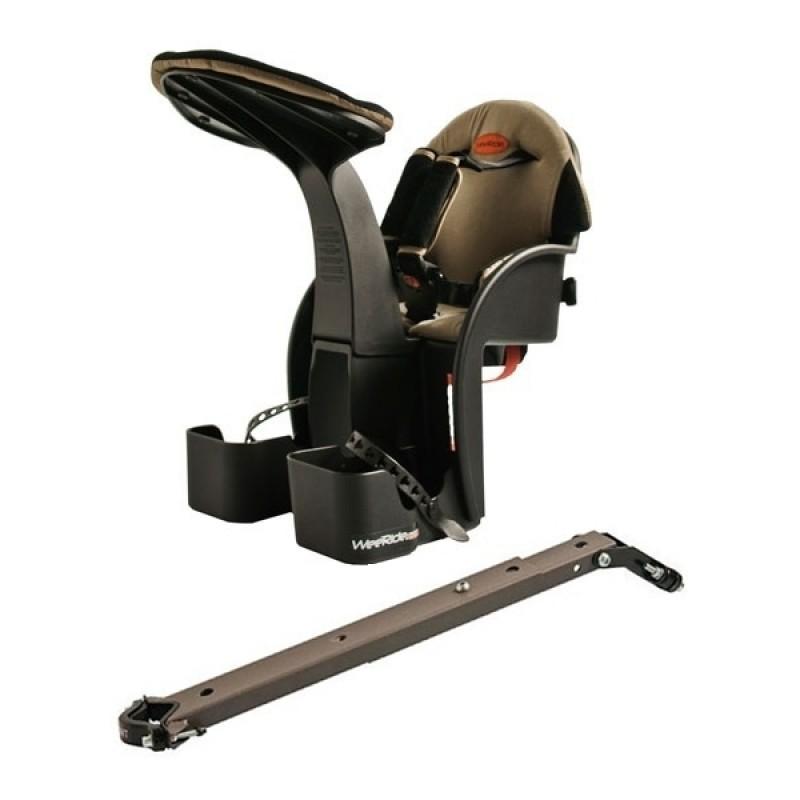 Scaun de bicicleta Deluxe WeeRide WR03, 1-4 ani, pana la 15 kg, Maro 2021 shopu.ro