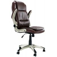 Scaun pentru birou, inaltime maxima 121 cm, suporta 100 kg, Maro