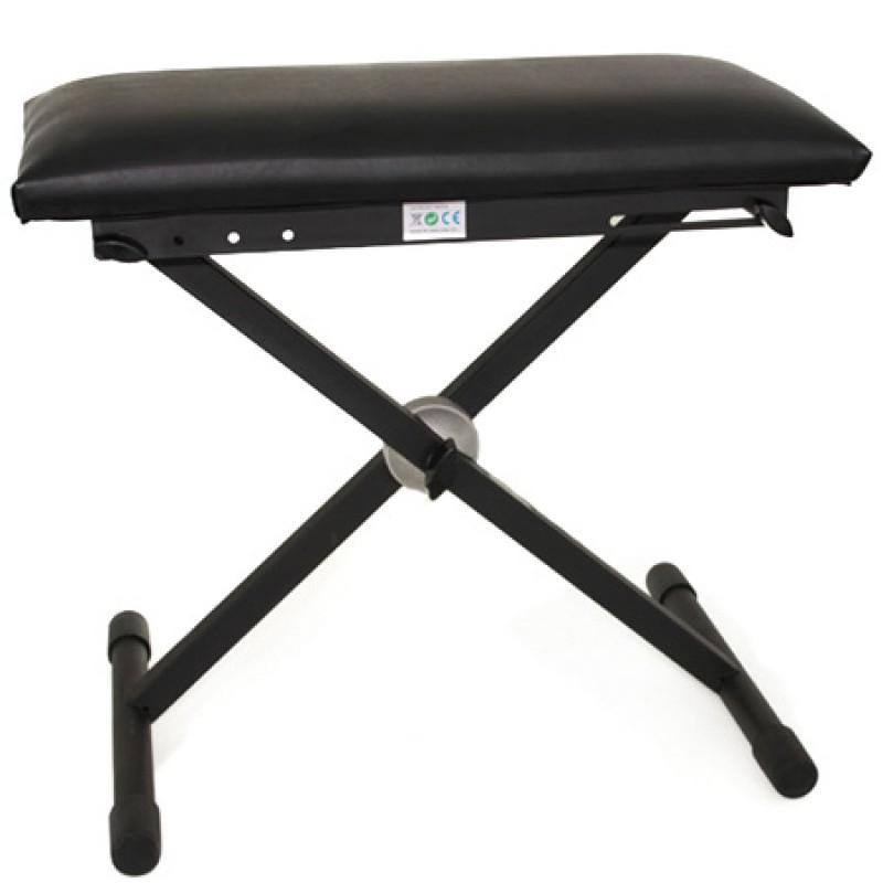 Scaun pentru orga/clape sau pian, Negru 2021 shopu.ro