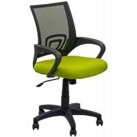 Scaun de birou ergonomic, inaltime 97 cm, suporta maxim 90 kg, Verde