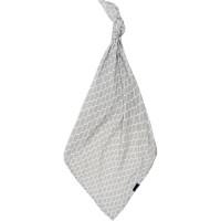 Scutec din muselina Honeycomb Womar Zaffiro, 76 x 80 cm, Gri