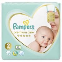 Scutece Pampers Premium Care 2 Jumbo Pack, 4-8 kg, 94 buc/pachet