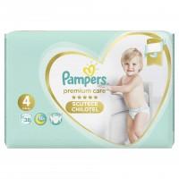Scutece Pampers Premium Care Pants 4 Value Pack, 38 buc/pachet
