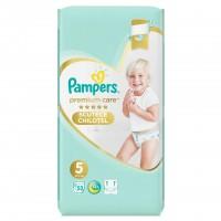 Scutece Pampers Premium Care Pants 5 Mega Box, 52 buc/pachet