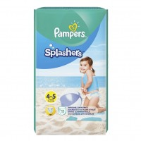 Scutece Pampers Splash 4 pentru apa, 11 buc/pachet