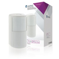 Senzor de miscare Sas-Clalarm 10 Konig, functie Wireless