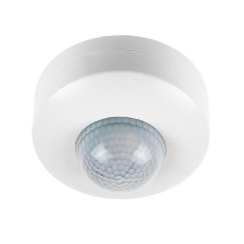 Senzor de miscare, 300 W, 2000 lux, reglabil, distanta detectare 12 m, 360 grade 2021 shopu.ro