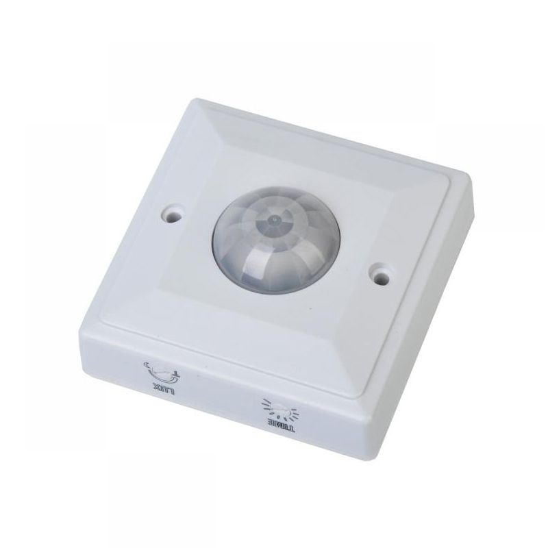 Senzor miscare pentru plafon ES207, maxim 2000 W, oprire lumina automat 2021 shopu.ro