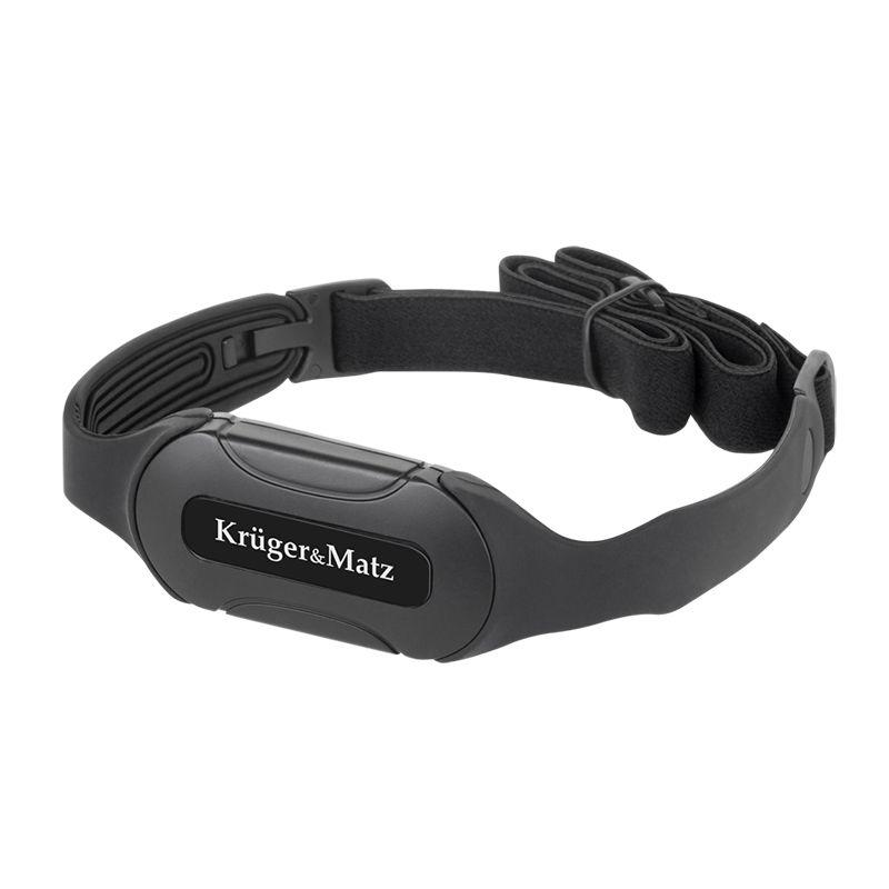 Senzor monitorizare ritm cardiac Kruger Matz, Bluetooth, rezistent la apa 2021 shopu.ro