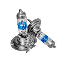 Set 2 becuri auto halogen Tungsram H7 Sportlight Extreme, 5000 K, 12 V, 55 W, PX26D