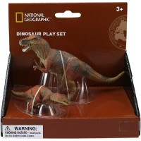Set 2 figurine Tyrannosaurus National Geographic, 3 ani+