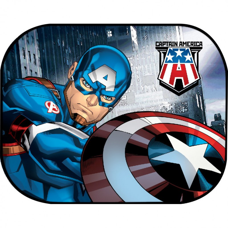 Set 2 parasolare Captain America Disney, 44 x 35 cm, Multicolor 2021 shopu.ro