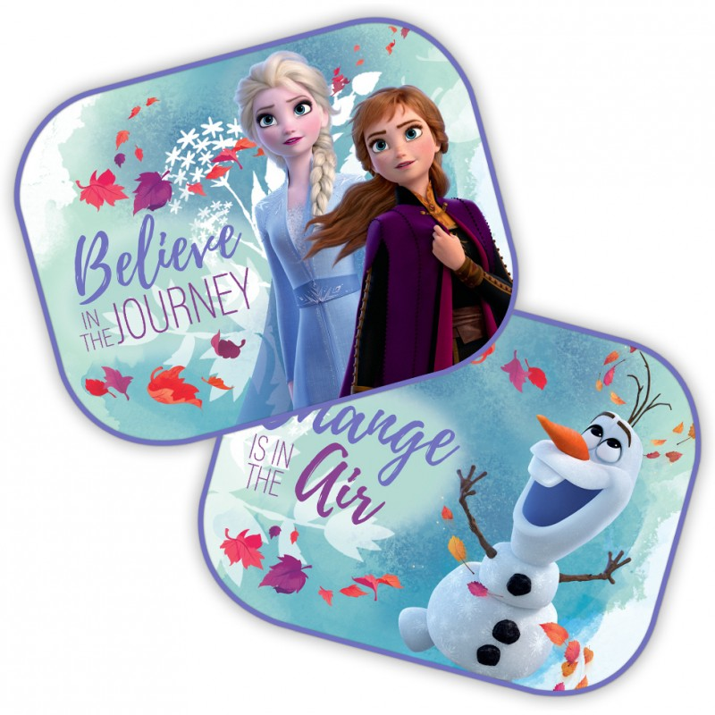 Set 2 parasolare Frozen 2 Believe Seven, 44 x 35 cm 2021 shopu.ro