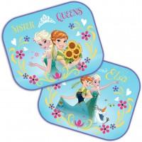 Set 2 parasolare Frozen Sister Queens Seven, 44 x 35 cm, Multicolor