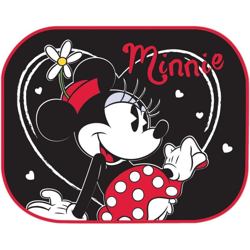 Set 2 parasolare Minnie Disney Eurasia, 44 x 35 cm, fixare ventuze 2021 shopu.ro