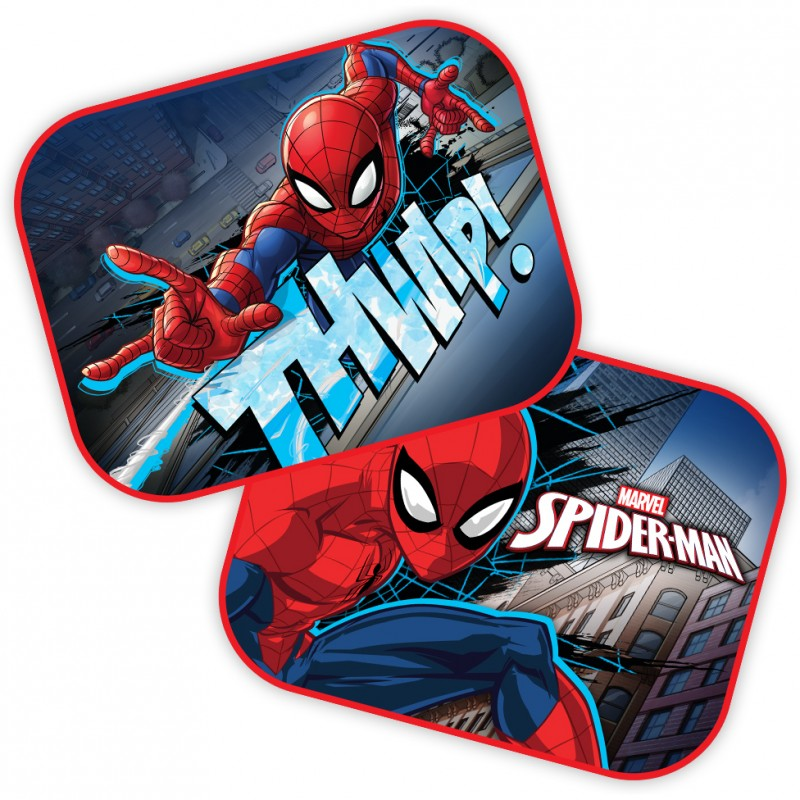 Set 2 parasolare Seven, 44 x 35 cm, model Spiderman 2021 shopu.ro