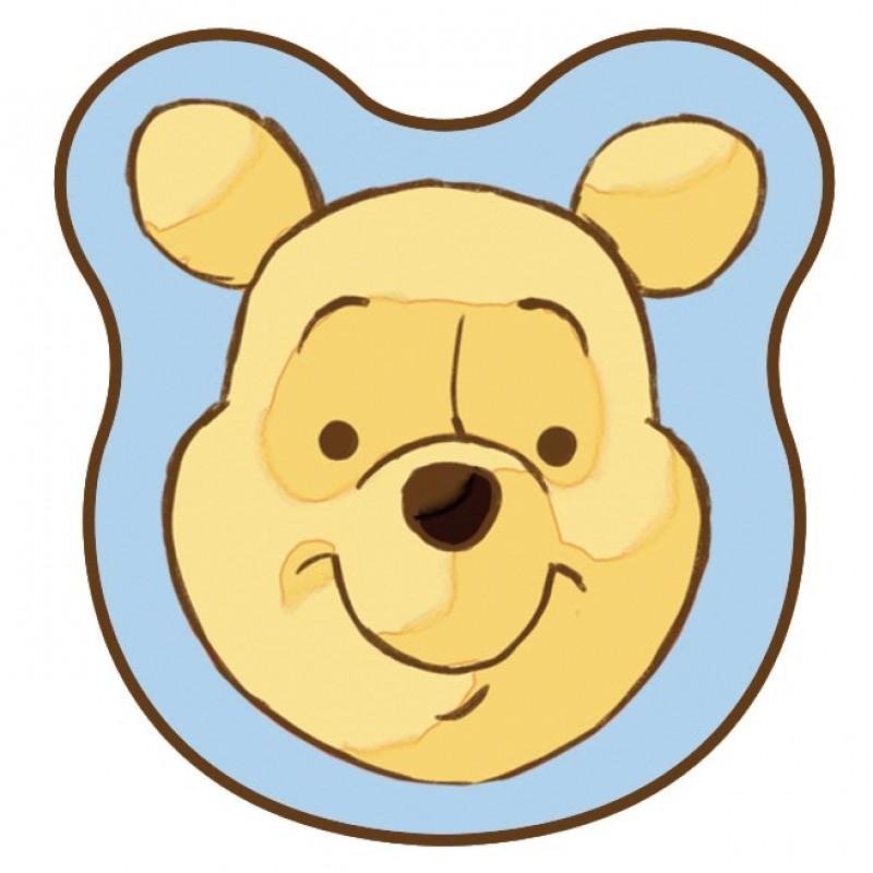 Parasolare Winnie the Pooh Disney Eurasia, 35x35 cm, 2 bucati 2021 shopu.ro