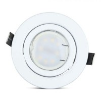 Set 3 spoturi LED, 5 W, 3000 K, 400 lm, forma PAR16, soclu GU10 , lumina alb calda