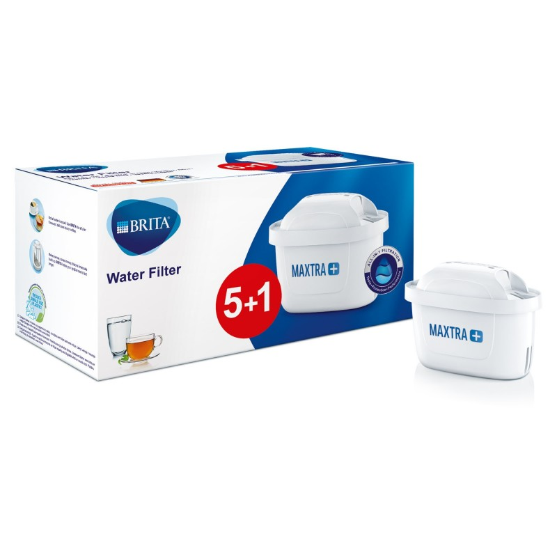 Set filtre Brita Maxtra+, rasina ioni, microflow, carbune activ, 6 bucati 2021 shopu.ro