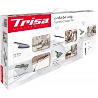 Set 5 accesorii pentru aspiratoare Trisa Luxury Box, compatibile cu aspiratorul Trisa Quick Clean Professional