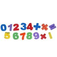 Set 54 numere magnetice Miniland, numere 0-9