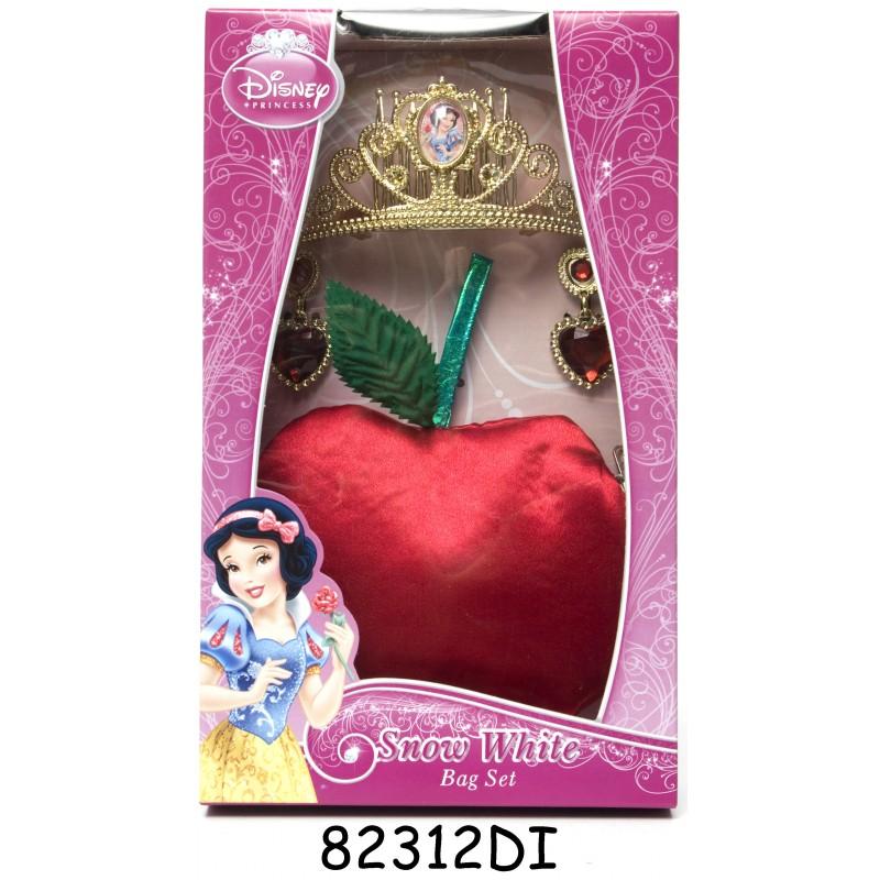 Set accesorii cu gentuta Snow White, 3 ani+ 2021 shopu.ro