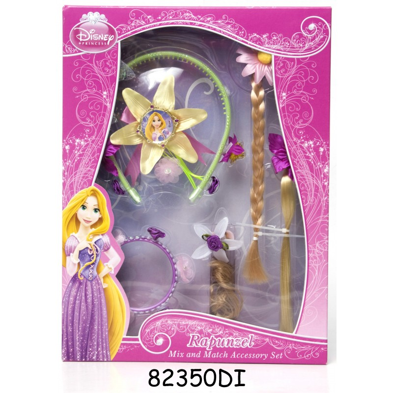 Set accesorii pentru fetite Rapunzel, 3 ani+ 2021 shopu.ro