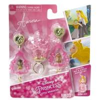 Set bijuterii asortate DP Little Kingdom, 3 ani+, model Aurora