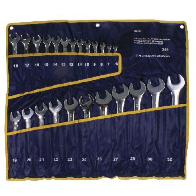 Set chei combinate CR-VA Mega, 6-32 mm, 24 piese/set 2021 shopu.ro