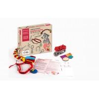 Set creativ Accesorii pentru catelus Chalk and Chuckles, 8 ani+