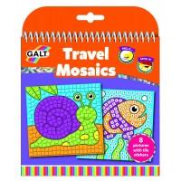 Set creativ pentru copii Galt Mozaic, 8 imagini, 6 foi cu 3000 de autocolante