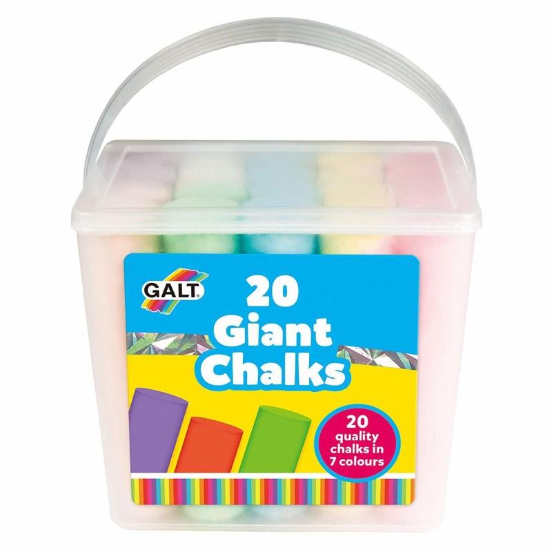 Set creta 20 batoane, 7 nuante pastelate 2021 shopu.ro