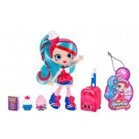 Set figurina si accesorii Shoppies Jessicake, 5 ani+