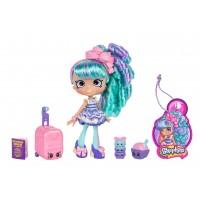 Set figurina si accesorii Shoppies Macaron, 5 ani+