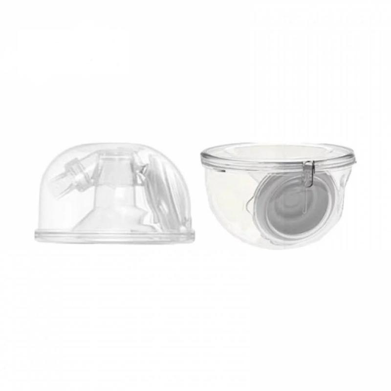 Set cupe pentru san Hands Free Spectra, nu contin BPA sau DEHP (tip de ftalat)