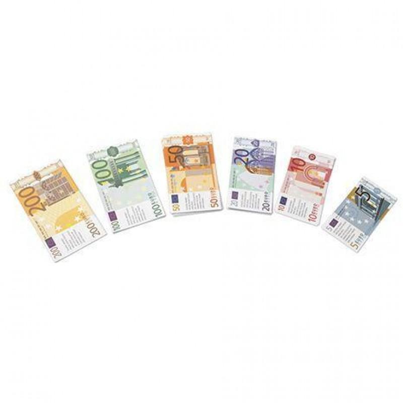 Set bani de jucarie Euro Learning Resources, 60 piese, 3 ani+