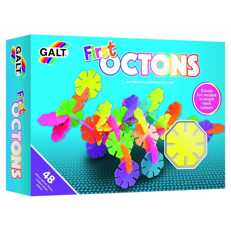 Set de construit Galt First Octons , 48 piese 2021 shopu.ro