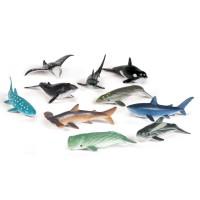 Set de sortat Animalute din ocean, 50 piese, 3 - 7 ani