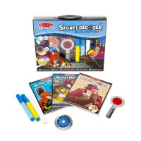 Set Decodorul de secrete Melissa and Doug, 7 ani+