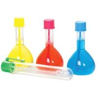 Set experimente Baloane colorate Tobar, 5 ani+