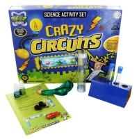 Set experimente Grafix Circuite electrice, 6 ani+