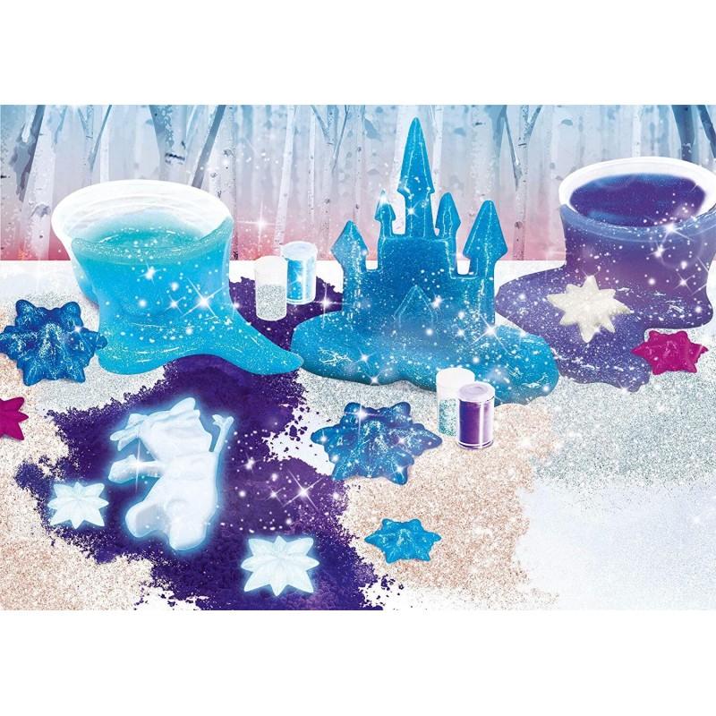 Set de joaca experimente Frozen 2 Lisciani, 5 ani+ 2021 shopu.ro