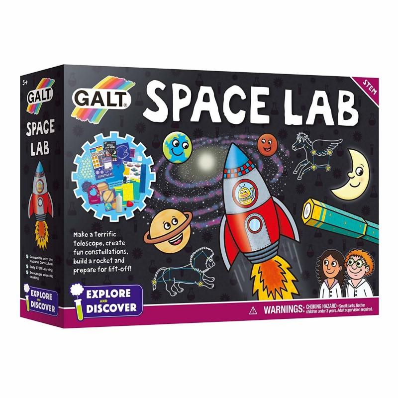 Set 12 experimente Laboratorul spatial, 6 ani+