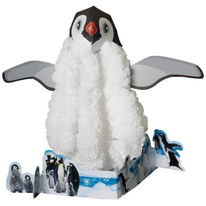 Set experimente Pinguin Tobar, 10 ani+