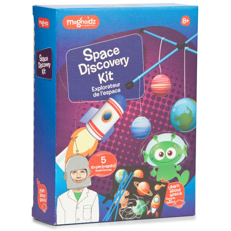 Set experimente Spatiul cosmic Keycraft, 22 piese, 8 ani+ 2021 shopu.ro