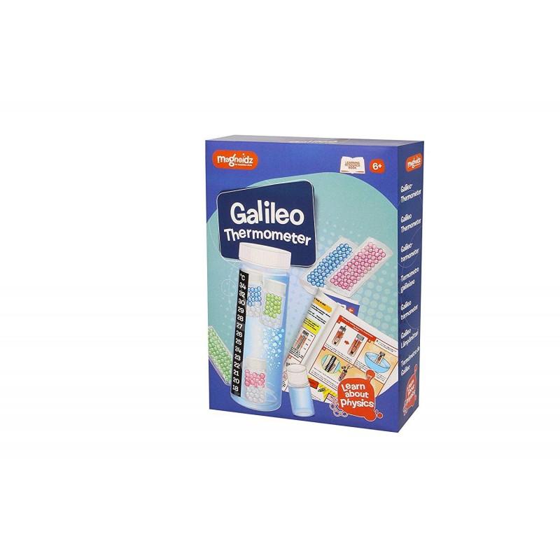 Set de joaca experimente Termometrul lui Galileo Galilei Keycraft, 6 ani+