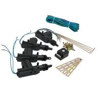 Set inchidere centralizata Carguard, 12 V, 4 motorase