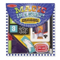 Set magie Abracadabra, Melissa and Doug, 6 trucuri
